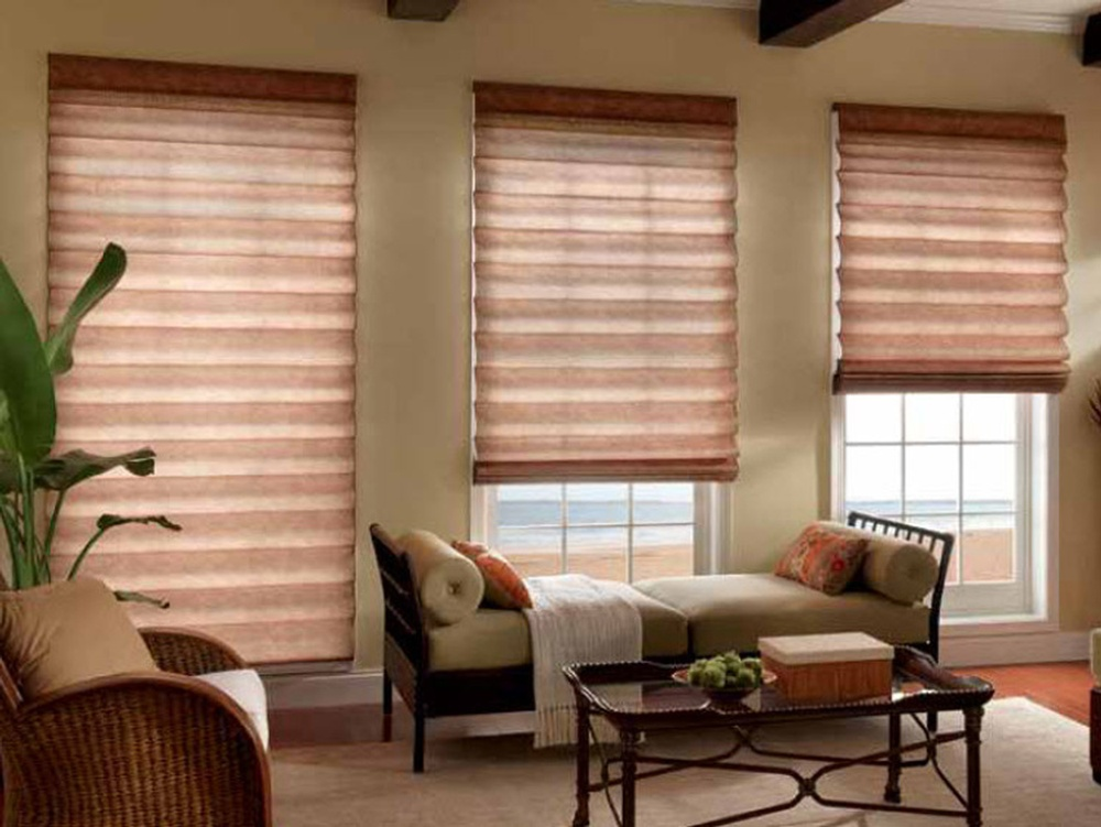 Custom Window Treatment In Leduc Edmonton Calmar